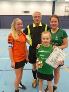 Pupil van de week - Lisa Huijbregts