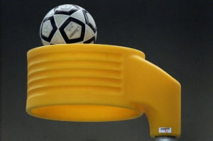 Korf met bal