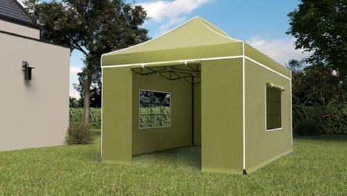subsidie woning tenten voor 3e wereld